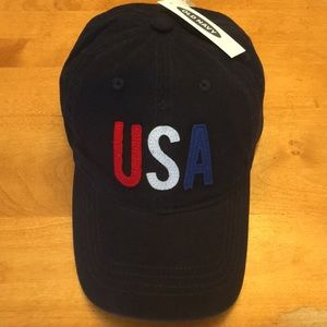 465dfefbdaf USA Baseball Hat from Old Navy (NEW!!)